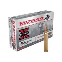 Munición Winchester .300 WSM 180 Power Point