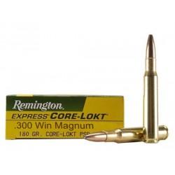 Munición Remington .308 Win 180 Core-Lokt PSP
