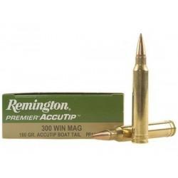 Munición Remington .300 WM 180 Accutip