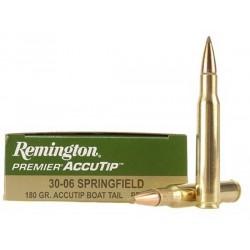 Munición Remington .30-06 Spr 180 Accutip