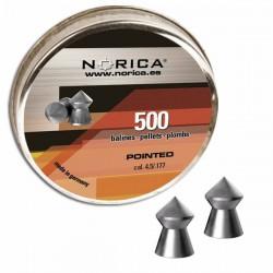 Balín Norica 4.5 Pointed 500 und
