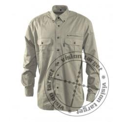 Camisa Deerhunter Wapiti II Beige