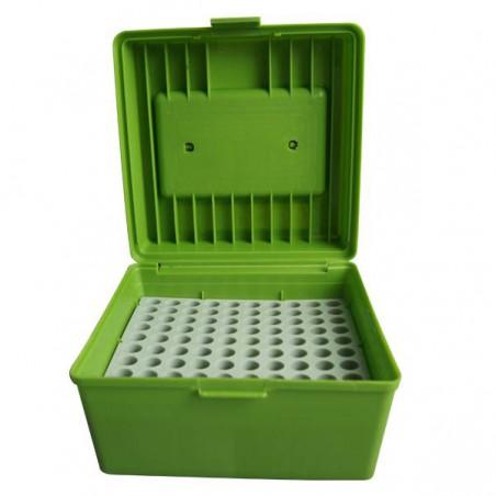 Caja LandCases 17a 375 H&H 100 Cart.