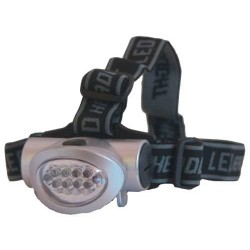 Linterna Spinit Frontal 8+2 LED
