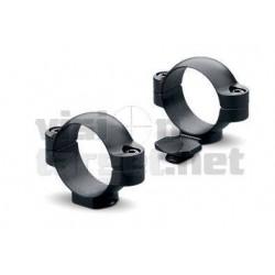 Anillas Leupold QR 30 mm Altas con extensión