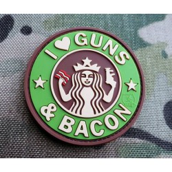 Parche JTG Guns and Bacon