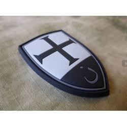 Parche JTG Crusader Shield