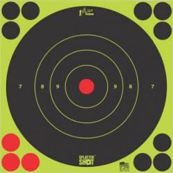 "Diana Pro-Shot Bulls-eye 8"" Green 6 unid"