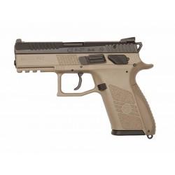 Pistola CZ P-07 FDE