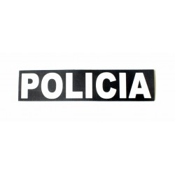 Parche MTP Policía...