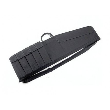 Funda Rifle Uncle Mike's L Tactical 104 cm