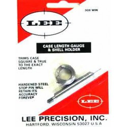 Galga & Shell Holder LEE 45 LC
