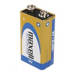 Batería Maxell LR09 9V