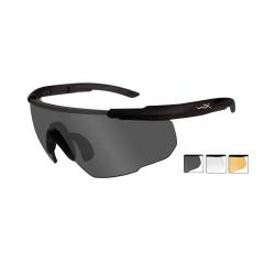 Gafas de Tiro Wiley X Saber Advanced Smoke. Clear.