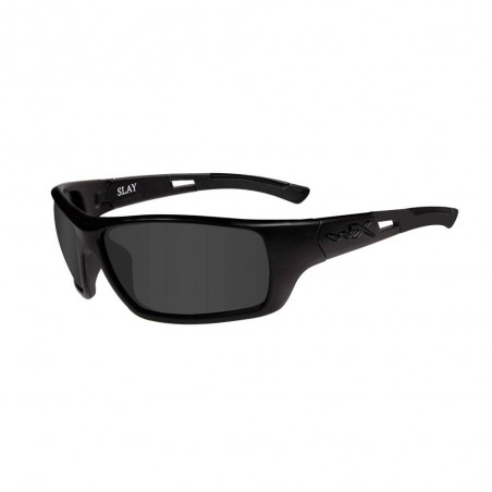 Gafas de Tiro Wiley X Slay Black Ops Smoke Grey