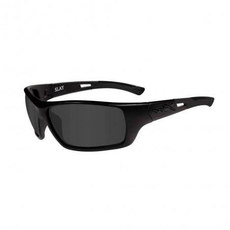 Gafas de Tiro Wiley X Slay Black Ops Smoke Grey