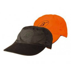 Gorra Benisport Reversible Caqui-Naranja