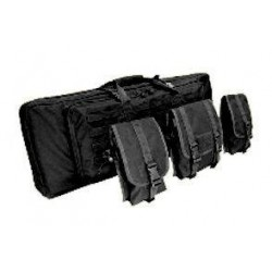 Funda Rifle MTP Arma Larga Negra