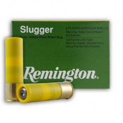 Cartucho Remington 20/70...