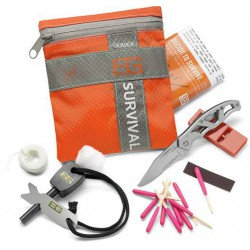 Kit Supervivencia Gerber Bear Grylls Basic