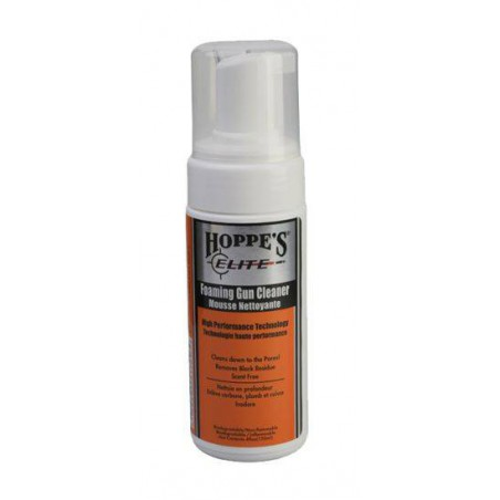 Limpiador Hoppe´s con Espuma para Armas 4 oz