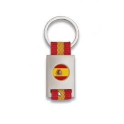 Llavero Albainox Bandera España