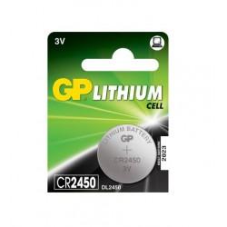 Baterías GP CR2450 Litio