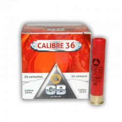 Cartucho GB 410 Caza 11 gr 7