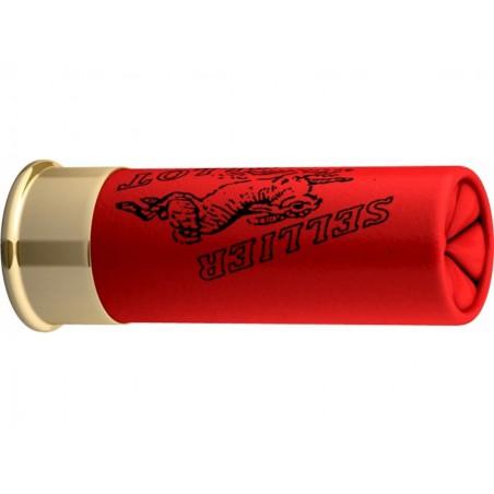 Cartucho Sellier&Bellot 12 Red Carton 32 gr 6
