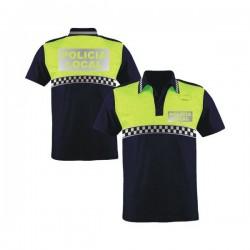 Polo MTP Policía Local Manga Corta