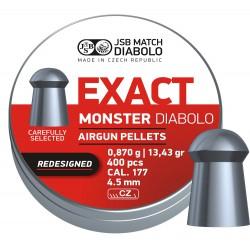 Balín JSB Monster Redesigned 4.52 - 0.870 400 und.