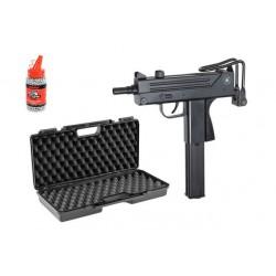 Pistola ASG Subfusil Ingram CO2 4.5 mm