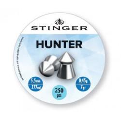 Balín Stinger 5.5 Hunter 250 und