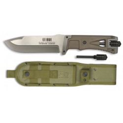 Cuchillo K25 Tactical Coyote Titanium