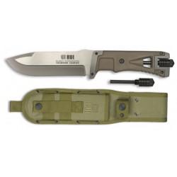 Cuchillo K25 Tactical Coyote Titanium