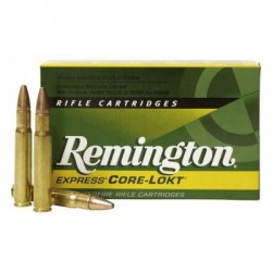 Munición Remington .222 Rem Core Lokt