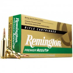 Munición Remington 243 Win. Accutip