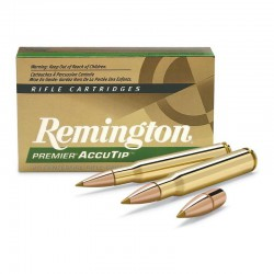 Munición Remington 243 Win. Accutip 95g.