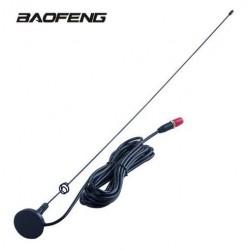 Antena Baofeng Coche Magnética Flexible