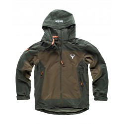 Chaqueta Hunterteam Impermeable Combinada