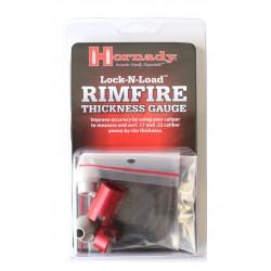 Comprobador Hornady Rim Thickness Anular