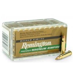 Munición Remington .17 HMR...