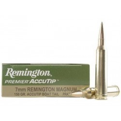 Munición Remington 7 mm RM 150 Accutip
