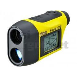 Telémetro Nikon 550 Láser Forestry Angulo & Altura