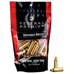 Vainas Federal .270 WSM  Bagged Brass 50 und.