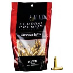 Vainas Federal .243 Win  Bagged Brass 50 und.