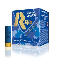Cartucho Rio 12 R20 32 gr 8