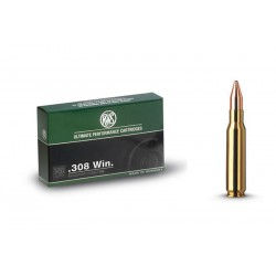 Munición RWS .308 Win 165 gr KS