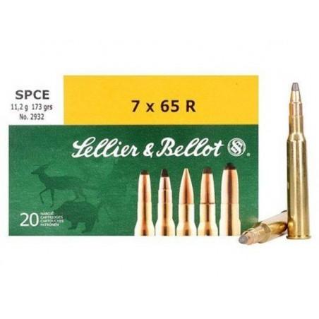 Munición Sellier&Bellot 7x65R 173 SCPE