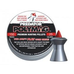 Balín JSB Predator 6.35 Polymag 1.030